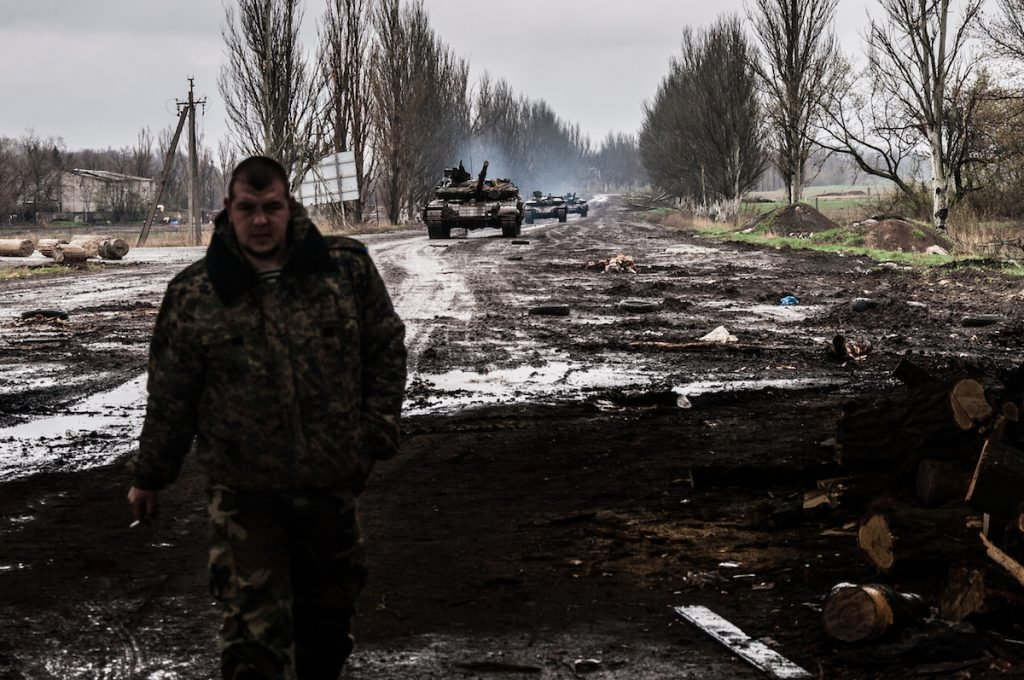 közös kezelés a szláv donyeck régióban)