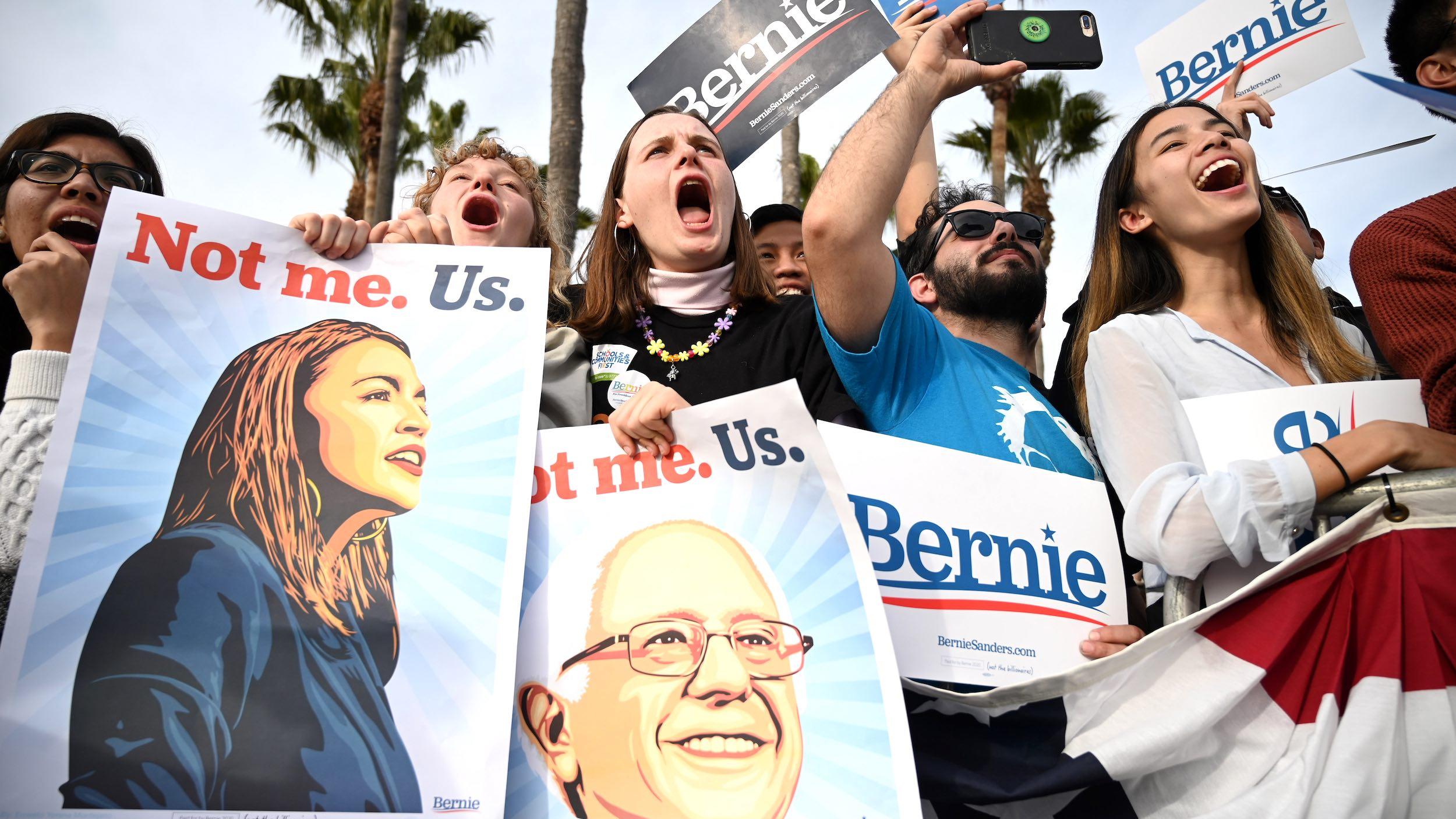 2020 As demokrata párti elnökjelölti előválasztások