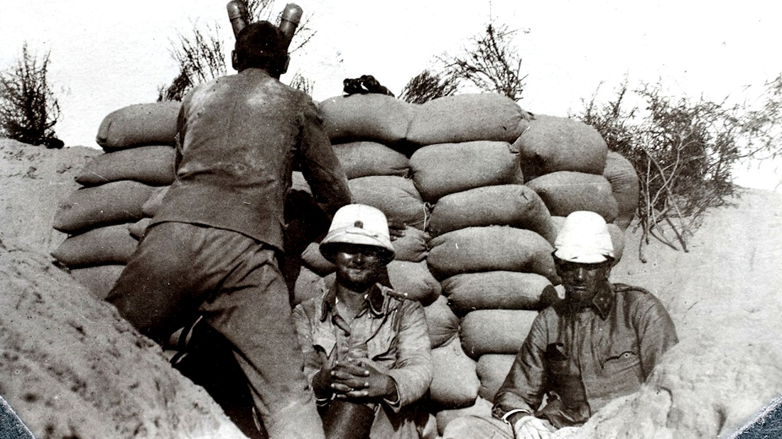 Fortepan-exkluzív: Ilyen volt a Szentföld egy első világháborús magyar tiszt szemével