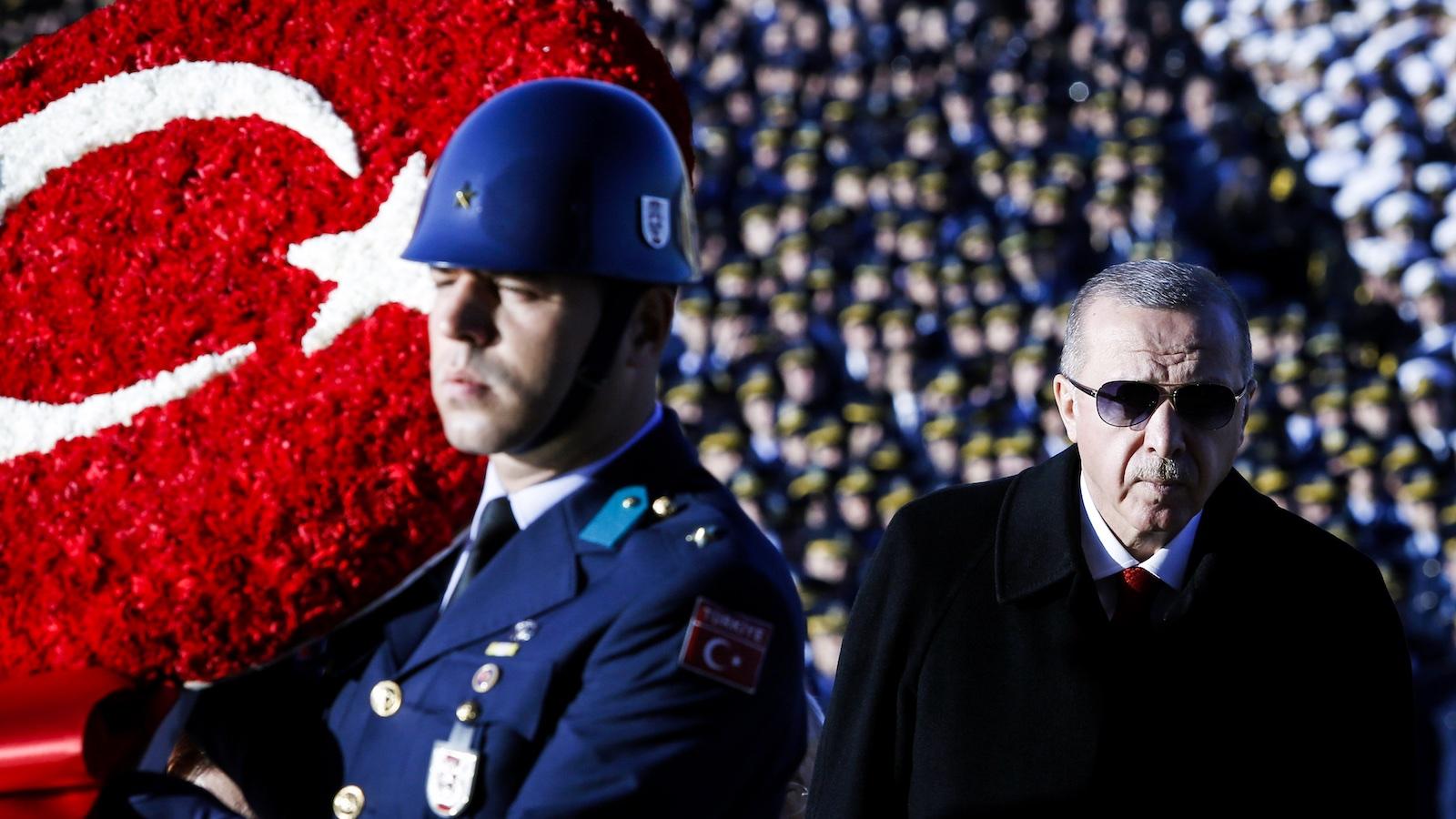 Emelkedő török félhold: a birodalom visszatér?
