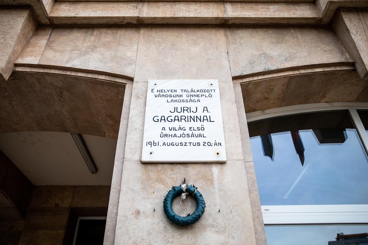 Gagarin-mementó