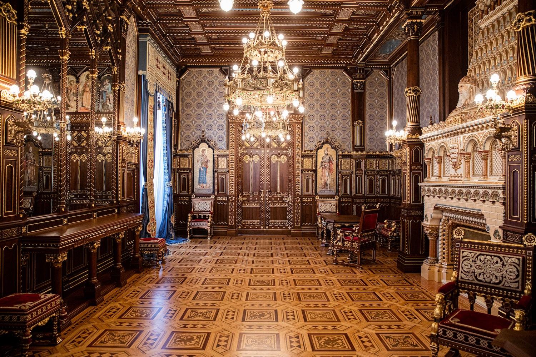 A Szent István-terem és részletei (fotók: Válasz Online/Vörös Szabolcs)