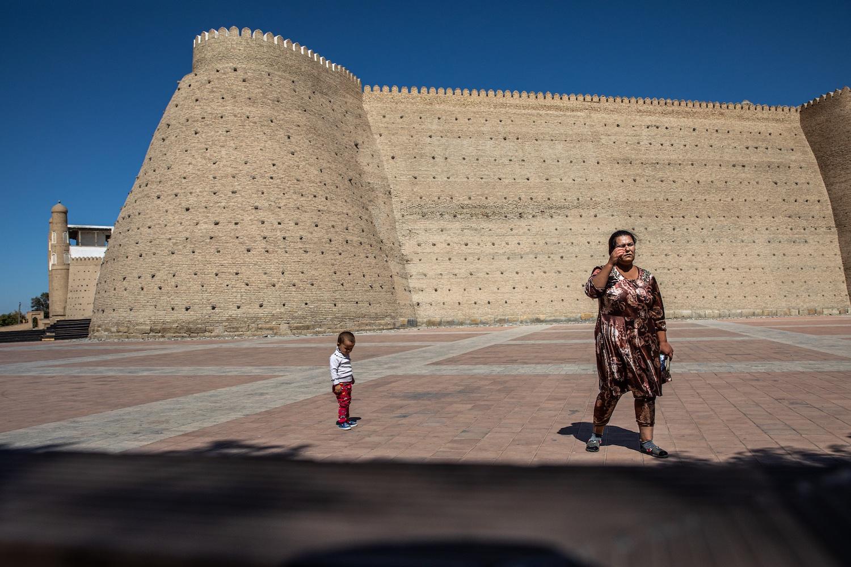 A buharai citadella