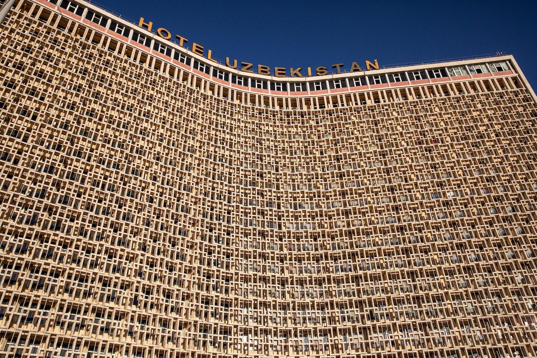 Hotel Üzbegisztán